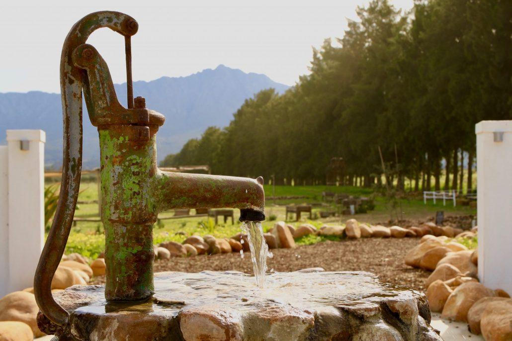 Duikersdrift Water Pump