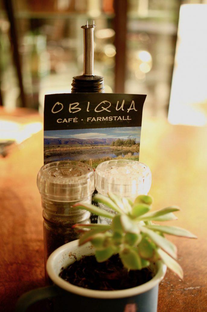 Obiqua Cafe