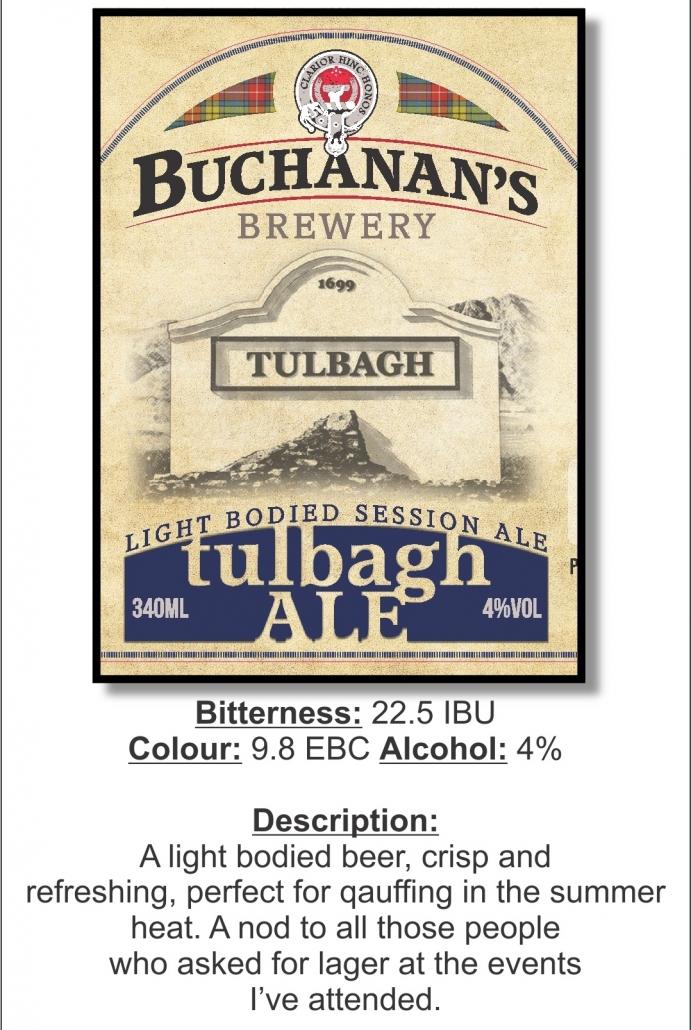 Tulbagh Ale
