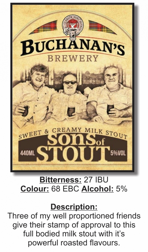 Sons of Stout